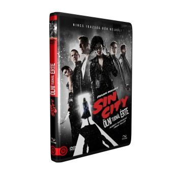 SIN CITY 2. - ÖLNI TUDNÁL ÉRTE - DVD - (2015)