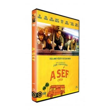 A SÉF   - DVD - (2015)