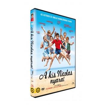 A KIS NICOLAS NYARAL - DVD - (2015)