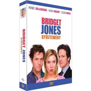 BRIDGET JONES GYŰJTEMÉNY - DÍSZDOBOZ - 2 DVD - (2001)