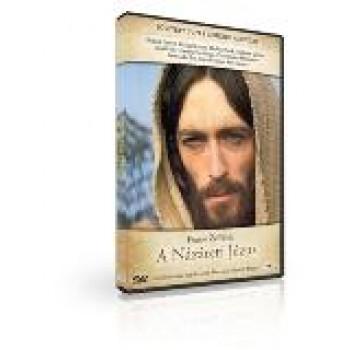 A NÁZÁRETI JÉZUS I-II. DÍSZDOBOZ - DVD - (BŐVÍTETT, DUPLALEMEZES VÁLT. ÚJ!) (2015)