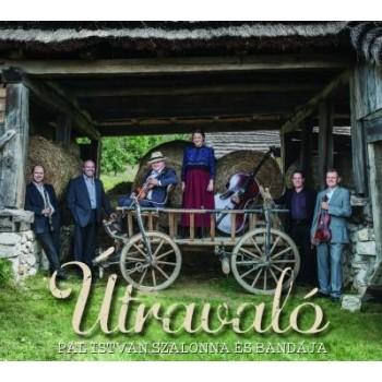 ÚTRAVALÓ - CD - (2015)