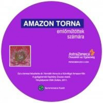 AMAZON TORNA EMLŐMŰTÖTTEK SZÁMÁRA - CD - (2015)