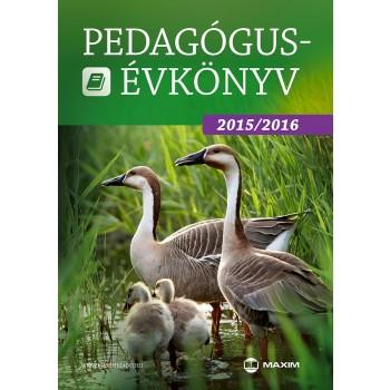 PEDAGÓGUS-ÉVKÖNYV 2015/2016 (2015)