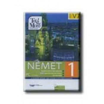 TELL ME MORE - NÉMET 1. KEZDŐ - CD-ROM -