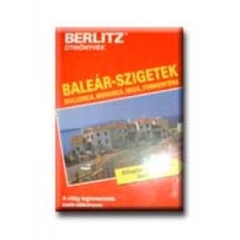BALEÁR-SZIGETEK - BERLITZ -