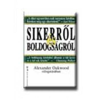 SIKERRŐL ÉS BOLDOGSÁGRÓL - K28 -