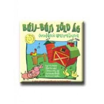 BÚJJ-BÚJJ ZÖLD ÁG - CD -