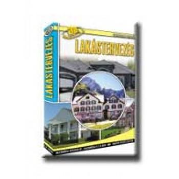 LAKÁSTERVEZÉS - 3D - STANDARD VERZIÓ - CD-ROM -